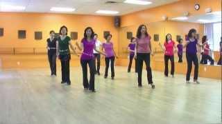 Wake Up Little Susie - Line Dance (Dance & Teach in English & 中文)