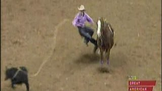 Video Tie Down Roping - 2013 NFR Round 10 download MP3, 3GP, MP4, WEBM, AVI, FLV November 2018