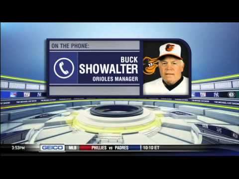 Buck Showalter on winning the AL East title - The Michael Kay Show