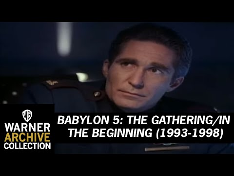 Babylon 5: The Gathering/ In The Beginning - Clip
