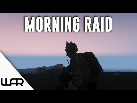 MORNING RAID - THE ODD SQUAD - ARMA 3 CO-OP GAMEPLAY - Episode 5