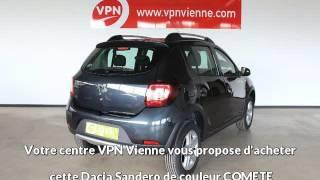 Dacia Sandero II STEPWAY 0.9 TCE 90 AMBIANCE EURO6 à vendre à Vienne chez VPN Autos