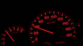 Euro R (CL7) 0Km~160Km弱全開加速