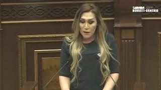 ԱԺ–ում տրանսգենդեր կնոջ ելույթը զայրացրել է Նաիրա Զոհրաբյանին