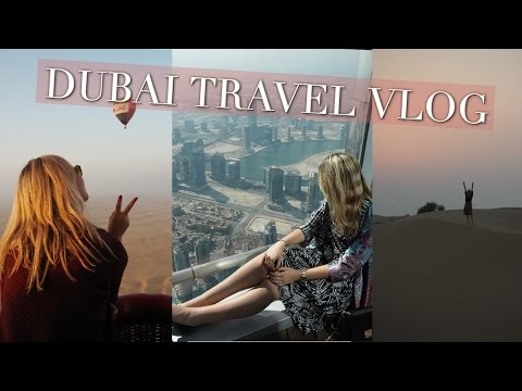 My Dubai Travel vlog | 2016