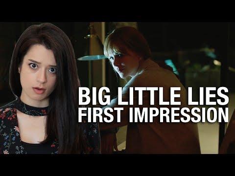 "First Impression  Big Little Lies Season 1 Episode 1 ""Somebody"