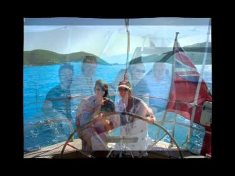 SY Pacific Wave in the BVI