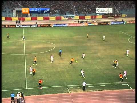 Espérance ST vs ASO Chlef - 2012 CAF Champions League