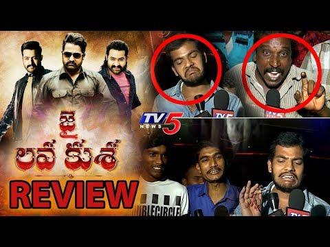జై లవ కుశ రివ్యూ | Jr NTR Jai Lava Kusa Movie Review | Jai Lava Kusa Public Talk at Peaks | TV5 News