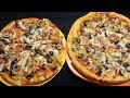 طريقة عمل البيتزا البيتزا الخطيره مش هتشتريها من برا تاني😋😋روعه فيديو من يوتيوب