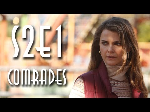 The Americans Season 2 Premiere (Comrades) Review