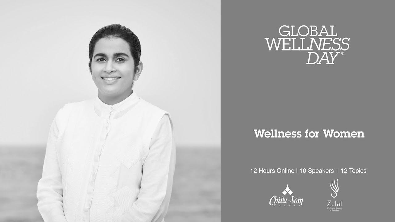 Global Wellness Day 2021 - Wellness For Women