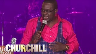 Churchill Show  - Laugh Festival Africa (part2)