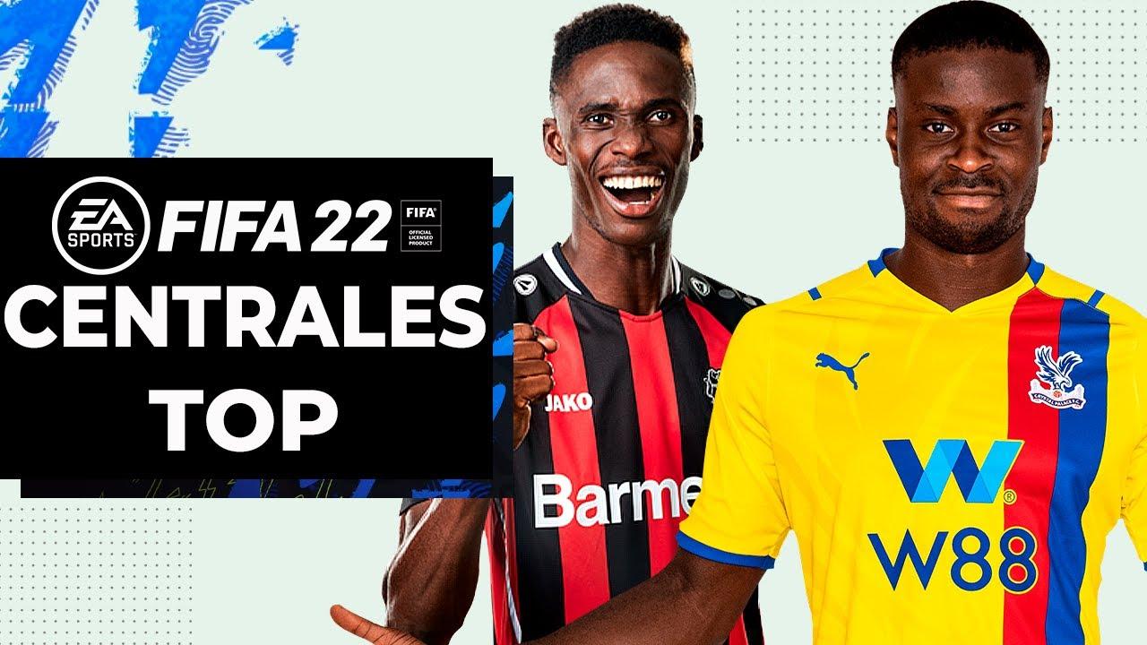 JOYAS ESCONDIDAS en FIFA 22 | CENTRALES | FICHAJES TOP