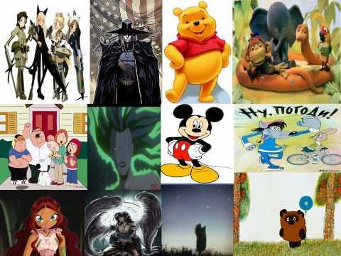 Килина  Влияние мультфильмов на детей готово