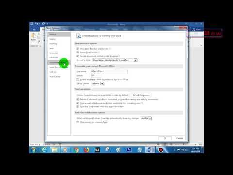 Simple: Tidak sampai semenit, cara menyembunyikan/ memunculkan kembali Menu Bar di Microsoft Word..