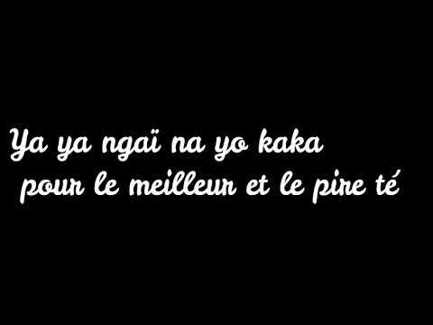 fally ipupa posa (lyrics)