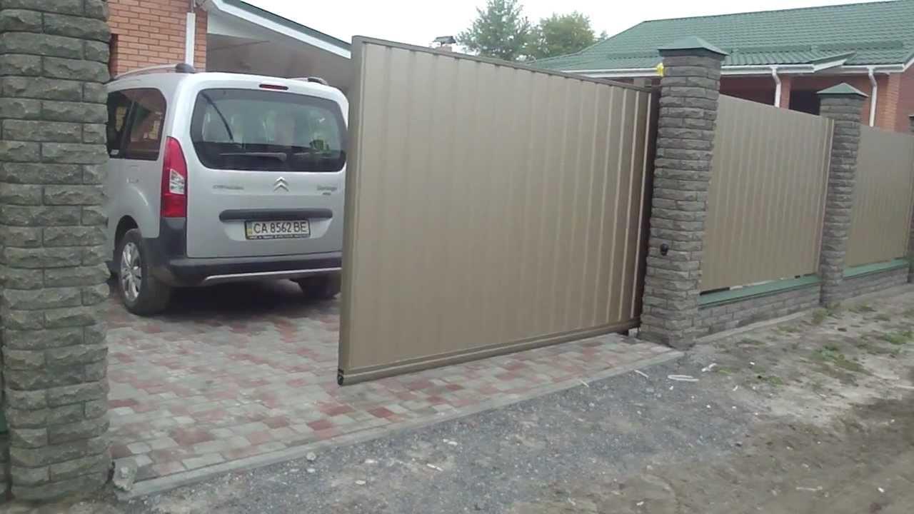 гаражные ворота цена умань
