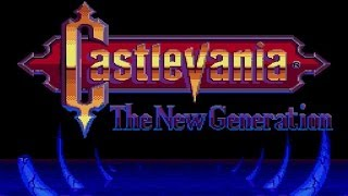 Castlevania - The New Generation (Mega Drive)