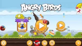 Angry Birds - ✔A Liga Poderosa✔ e as ✔Lojas Incríveis✔