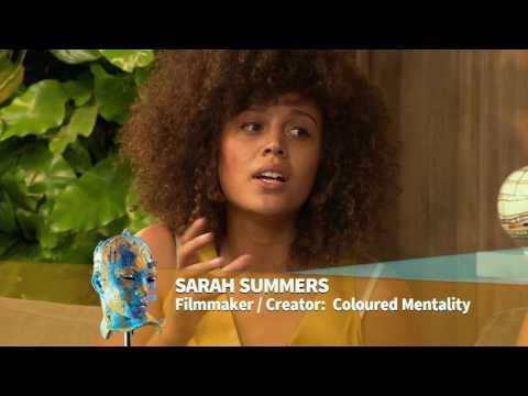 Coloured Mentality | Megan McCormack | Afternoon Express |  27 Jan 2017