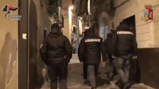 Antimafia, 99 arresti di affiliati al clan Strisciuglio