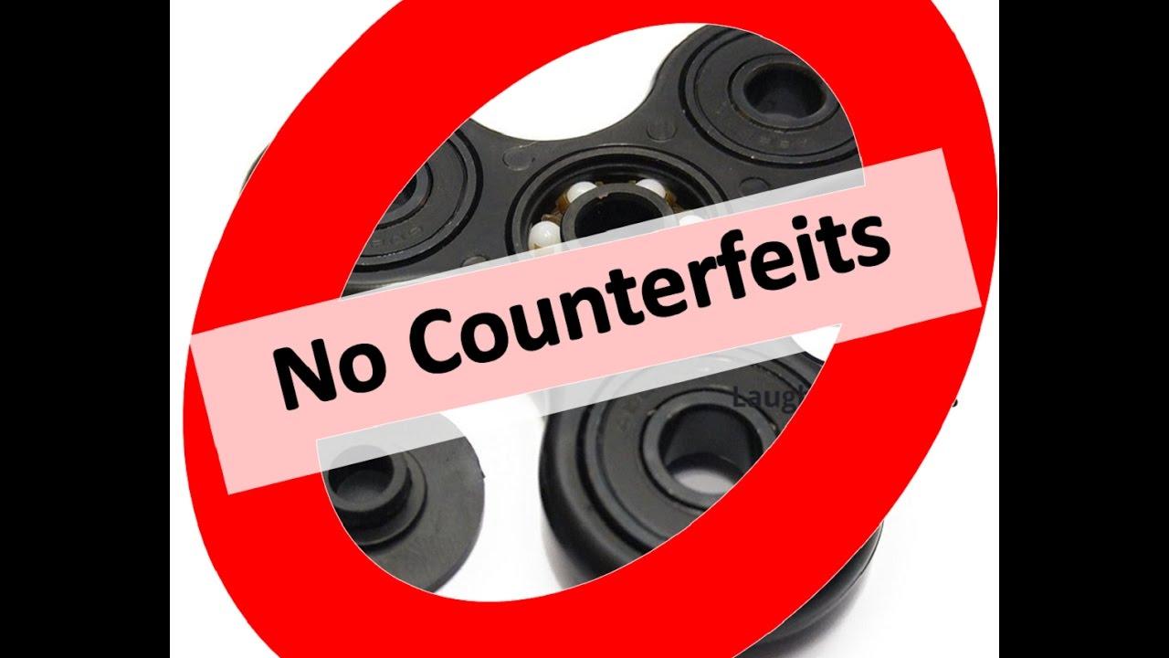 Avoid Fidget Spinner Amazon Rip Off Counterfeit Sellers Youtube
