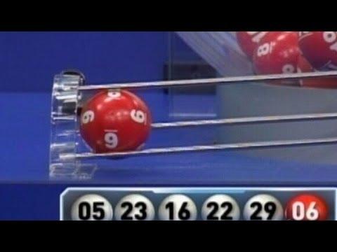 Lucky Lottery Winner Claims Half of $587.5 Million Jackpot
