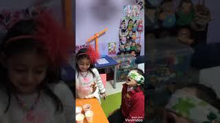 Anasınıfı 6 yaş B grubu / Sosyal Bilgiler / Dilin Tat Alma Bölgeleri