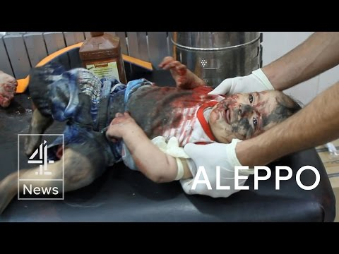 Inside Aleppo: the end of the ceasefire