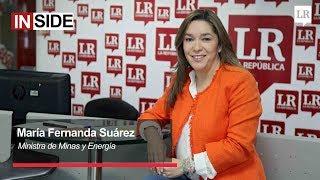 María Fernanda Suárez