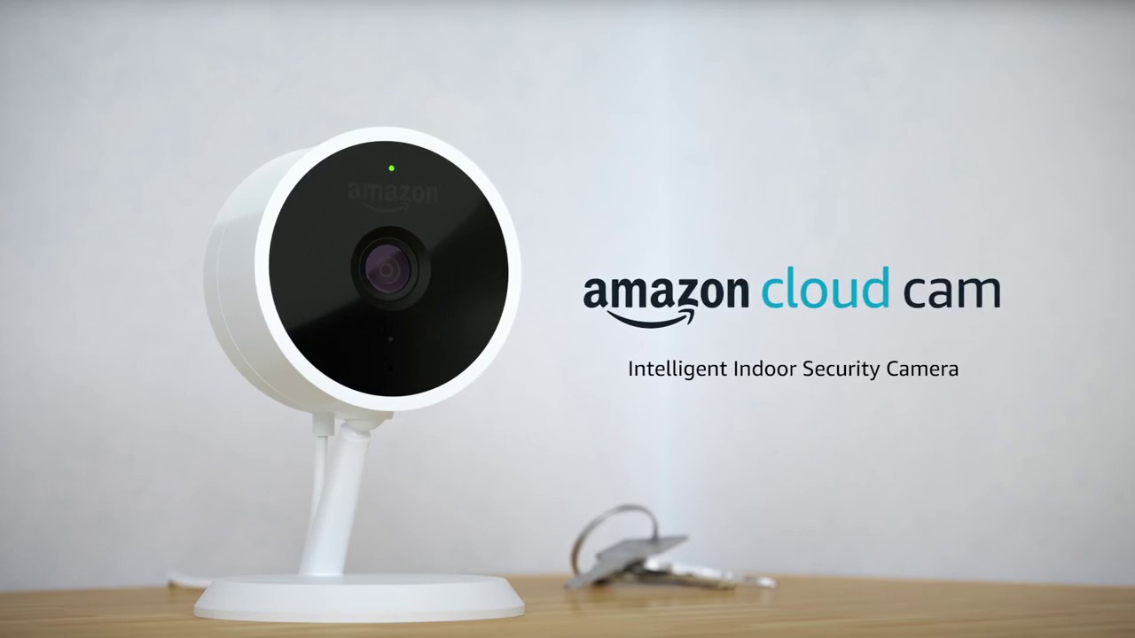 Image result for amazon cloud cam