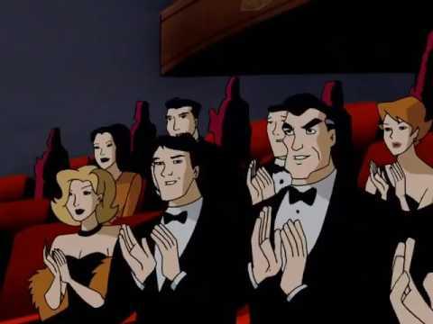 Batman Beyond: Batman's musical play
