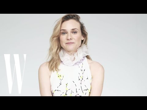 Diane Kruger Doesn't Know What it Means to Be a Muse