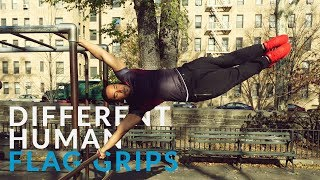 The Best Way To Grip The Human Flag
