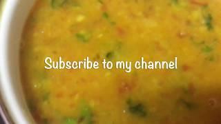 Dal Tadka Recipe | Restaurant Style Dal Tadka Recipe | Easy Dal Tadka Recipe |