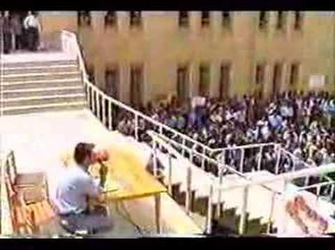Yazd university (1of 3 tahasson 1382)