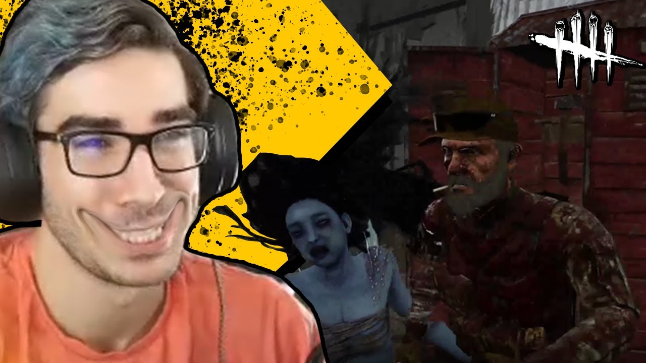 MAKING THIS POOR SPIRIT SO MAD!   Dead By Daylight