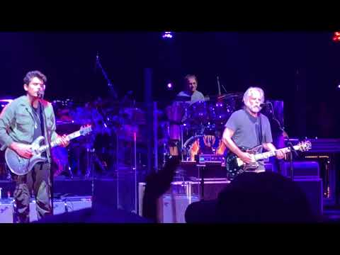 Dead & Company – I Know You Rider – Shoreline Amphitheatre – July 3rd 2018