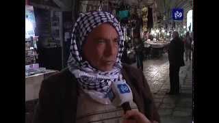 القدس القديمة .. سوق القطانين شاهد على مضايقات الاحتلال للفلسطينيين