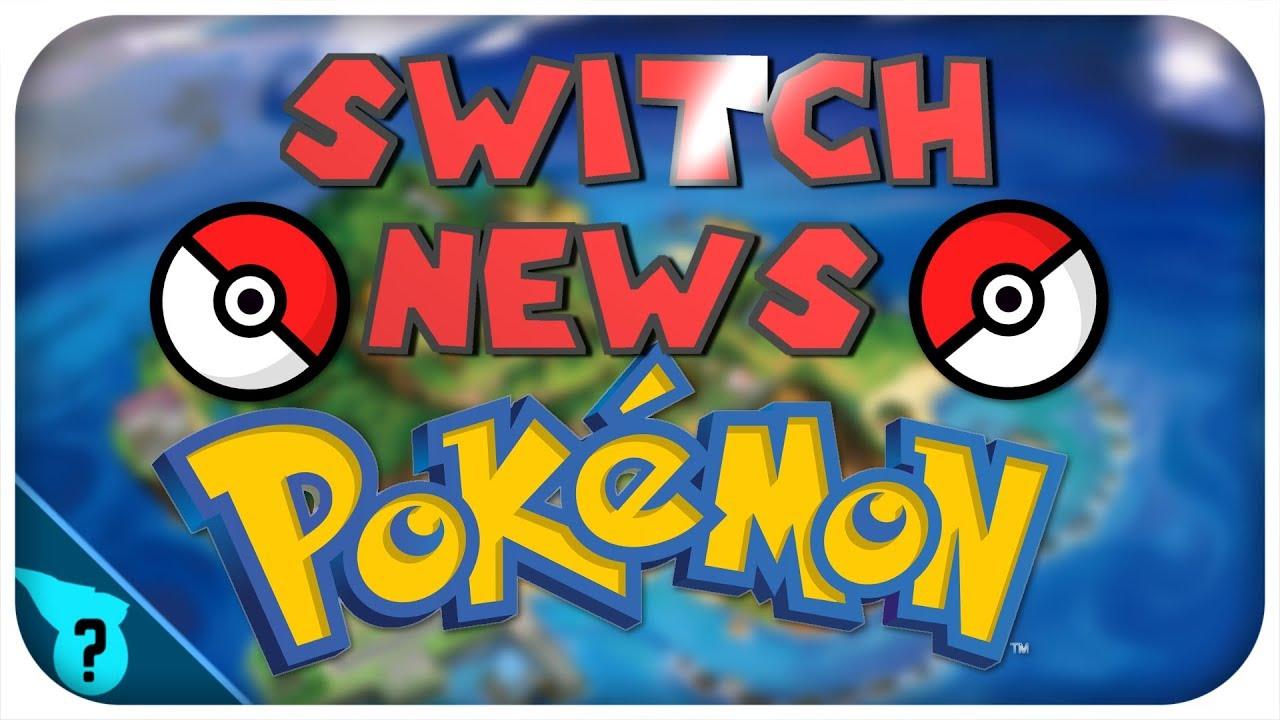 ALLE derzeitigen NEWS zu POKEMON SWITCH! | Switch News - ALLE derzeitigen NEWS zu POKEMON SWITCH! | Switch News