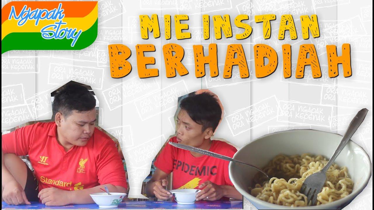Indomie Mie Instan Berhadiah (Ngapak Video Lucu) - YouTube