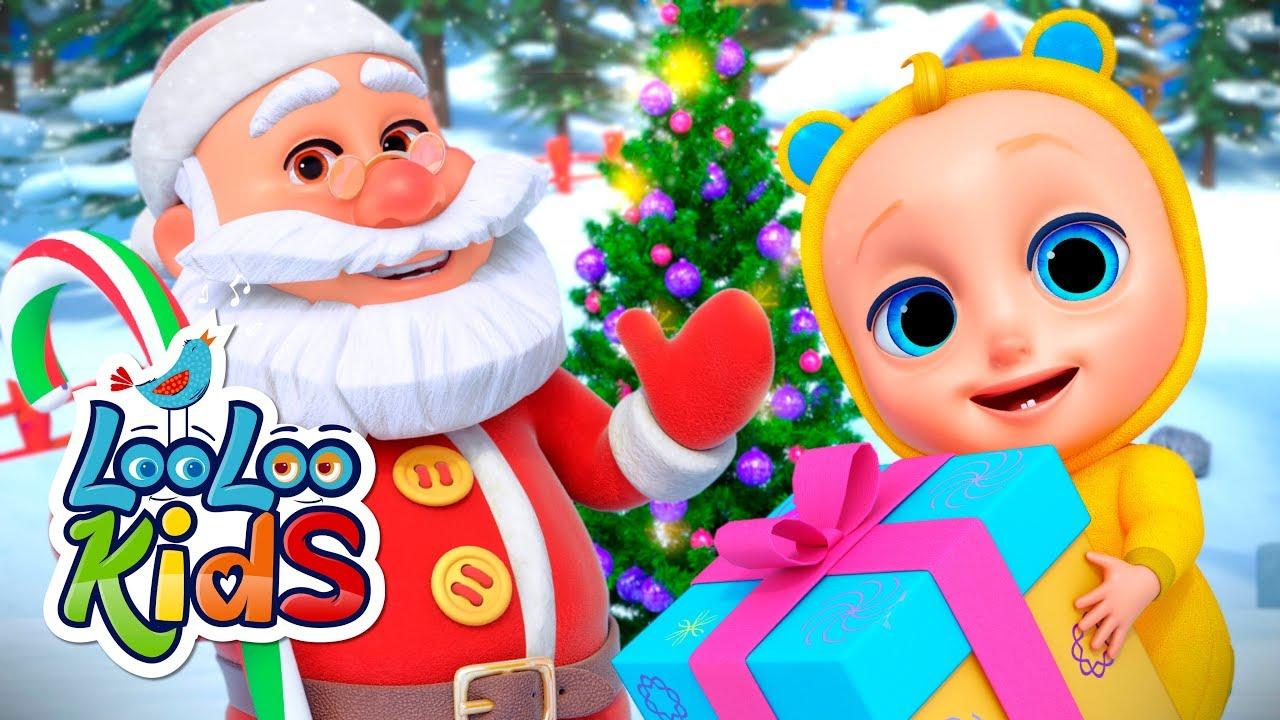 Jingle Bells - THE BEST Songs for Children | LooLoo Kids