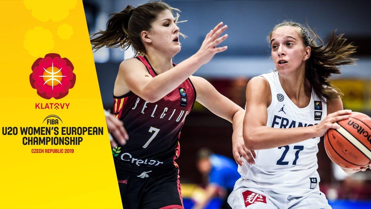 France v Belgium - Full Game