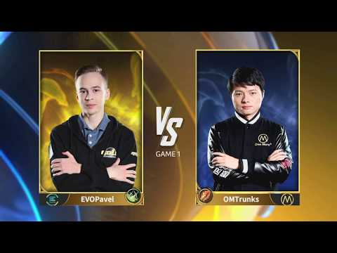 Hearthstone: OM vs Evolution - Gold Club World Championship
