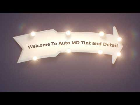 Auto MD Tint and Detail - Auto Detailing Services Visalia CA