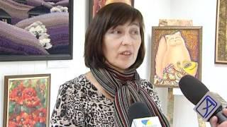 Раиса Витановская гобелены и живопись(, 2012-02-22T13:49:16.000Z)