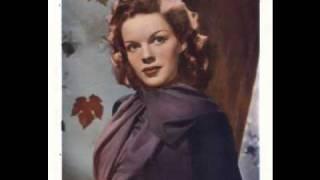 Judy Garland: I