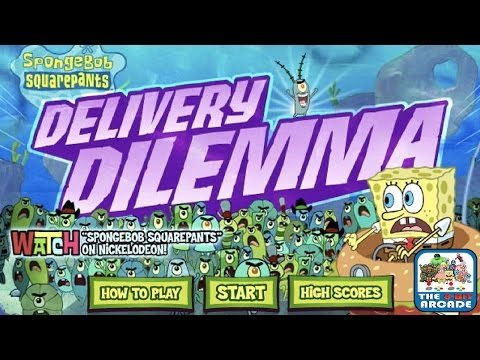 spongebob-squarepants:-delivery-dilemma---deliver-the-ingredients-on-time-(nickelodeon-games)