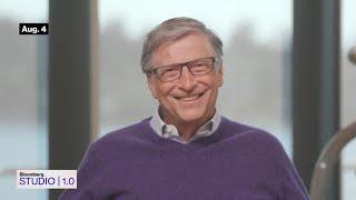 Bill Gates on Bloomberg Studio 1.0